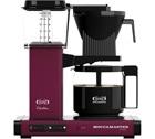 Cafeti�re filtre Moccamaster KBG741 Pourpre 1.25L + offre cadeaux