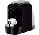 Machine à capsule Mokador Castellari Fancy Noire + offre cadeaux