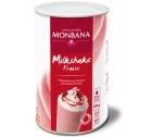 Milk Shake Fraise 850g - Monbana