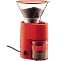 Moulin à café électrique Bistro BODUM Rouge