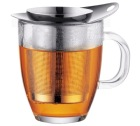 New Yo-Yo set verre de Bodum 0,35 L (Mug + filtre inox)