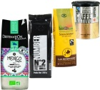 Pack Bio (Exclusivité MaxiCoffee) : 4 cafés en grains x 250g