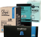 Pack Décaféiné (Exclusivité MaxiCoffee) : 40 capsules pour Nespresso