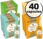 Pack découverte Destination - 40 capsules Biospresso compatibles Nespresso