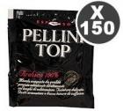 Dosette caf� Pellini Top 100 % Arabica x150 dosettes ESE