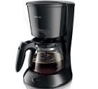 Cafetière filtre Philips Daily Collection noire HD7461/23 + offre cadeaux