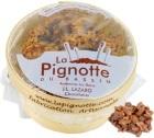 Pignons de pin et amandes torréfiés chocolat lait - Bourriche 250g - La Pignotte®