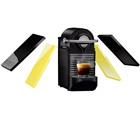 Nespresso Pixie Clip Noir/Jaune - Krups + Offre Cadeau