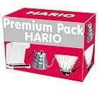 Dripper Hario + Premium Pack