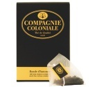 Th� noir Ronde d'Automne Compagnie Coloniale x 25 Berlingo�