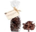 Pignons de pin et amandes torréfiés chocolat noir - Sachet 100g - La Pignotte®