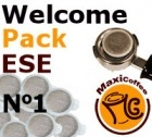 S�lection 'Welcome Pack' n�1 - 32 dosettes ESE