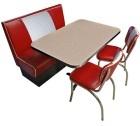 Set de Diner : Banquette et Chaises
