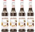 Sirop Monin - chocolate cookie - 4x70cl
