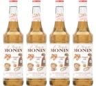 Sirop Monin - Caramel Salé - 4x70cl