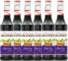 6 x Sirop Monin - Thé Chaï - 70cl