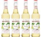 Sirop Monin - Vanille (french vanilla) - 4x70cl