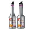 Smoothie Fruit de Monin Fruit de la Passion - 2x1L