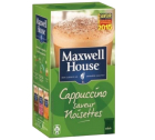 Maxwell House Cappuccino Noisette 8 sticks