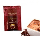 Chocolat   italien en poudre Suprême Chocolat Monbana - 10 doses
