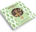 Tablette gourmande - Amande Chocolat Noir - 80 gr - Monbana