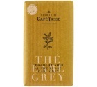 Tablette chocolat noir au th� Earl Grey - 85g - Caf� Tasse
