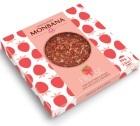 Tablette gourmande - Fraise Chocolat Noir - 80 gr - Monbana