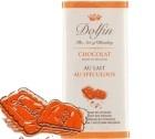 Chocolat au Lait Speculoos - 70g- Dolfin