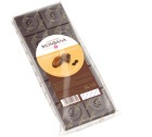 Tablette chocolat noir 65% cacao - 100gr - Monbana