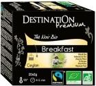 Thé noir bio Breakfast Destination x20 sachets
