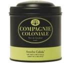 Boite Compagnie Coloniale Thé vert Sencha Calida - 100 gr