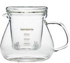 Théière en verre trempé 60cl - Bonavita