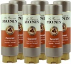6 x Coulis Caramel 500ml - Monin