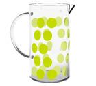 Verre de rechange pour cafetière Zak!designs DOT DOT vert citron - 8 tasses