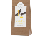 Sachet zestes de citron enrob�s de chocolat noir - 125gr - Caf� Tasse