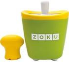 Sorbetière Zoku Pop Maker à esquimaux instantanée vert