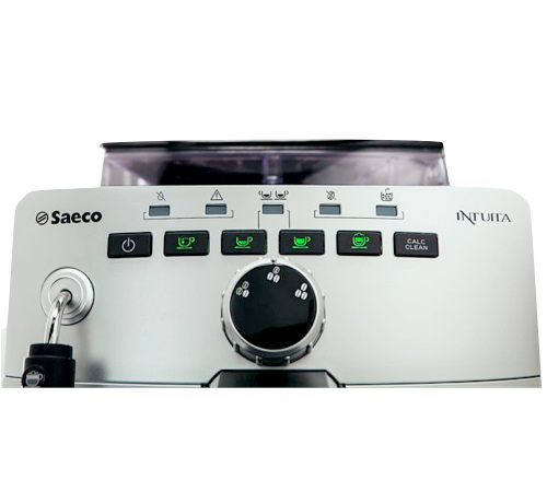Saeco Intuita Silver Cappuccino HD8750/81 - MaxiPack