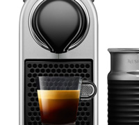 Citiz milk nespresso