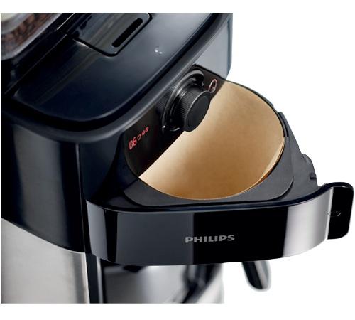 cafeti re filtre 1 bac grains hd7761 00 philips. Black Bedroom Furniture Sets. Home Design Ideas