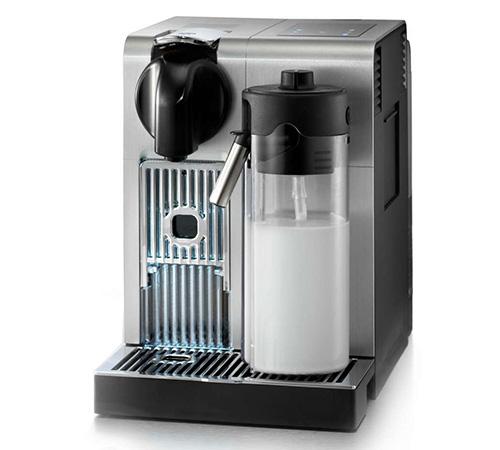 lattissima pro inox tactile machine nespresso delonghi. Black Bedroom Furniture Sets. Home Design Ideas