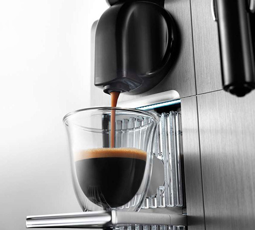 lattissima pro inox en750mb machine nespresso delonghi. Black Bedroom Furniture Sets. Home Design Ideas
