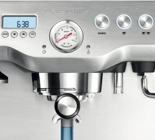 machine expresso automatique dual boiler ce862a riviera. Black Bedroom Furniture Sets. Home Design Ideas