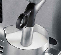 Lait Machine Expresso Sage Oracle Touch