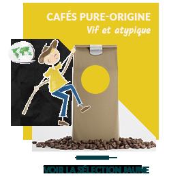 Sélection café pure-origine