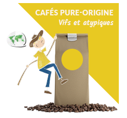 Sélection café pure-origine