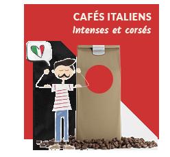 Sélection café italien