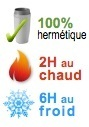 mug isotherme hermetique 2H chaud 6H froid