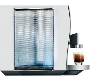Machine a cafe automatique Jura Z10 White aluminium entretien