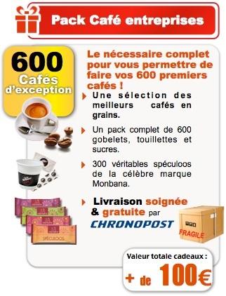 Jura WE6 + 600 cafés offerts
