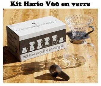 Kit V60 Hario